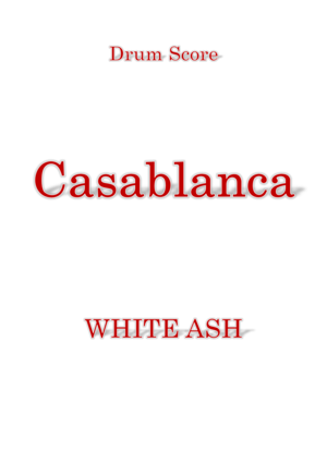 Casablanca whiteash dr