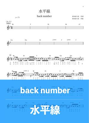 Suiheisen musicscorejp