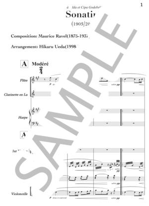 Ravel ensemble