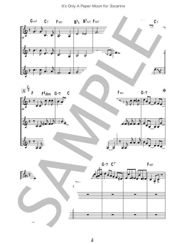 Abesaorisheetmusic 2