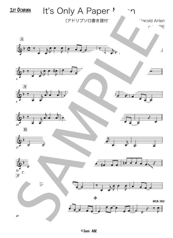 Abesaorisheetmusic 5