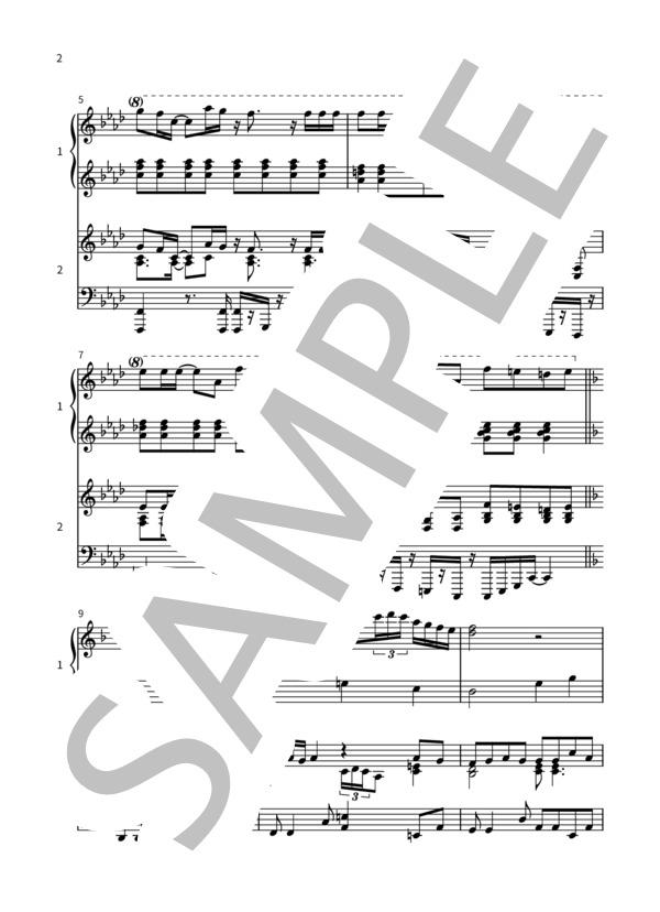 Crybaby pianoduo 2