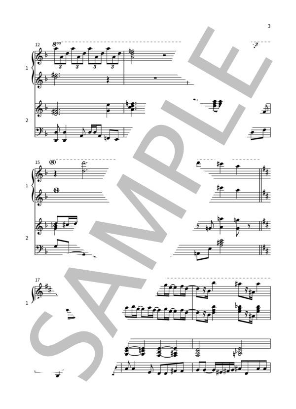 Crybaby pianoduo 3