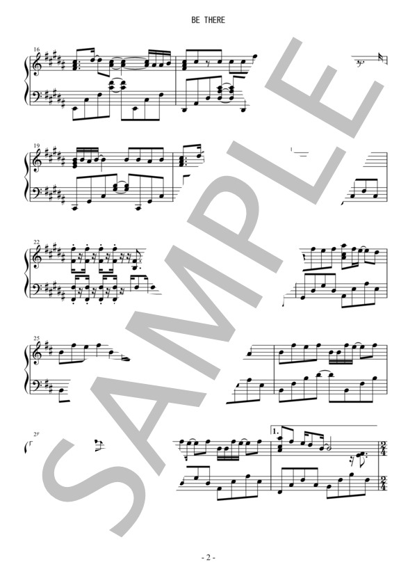 Osmb bethere piano 2