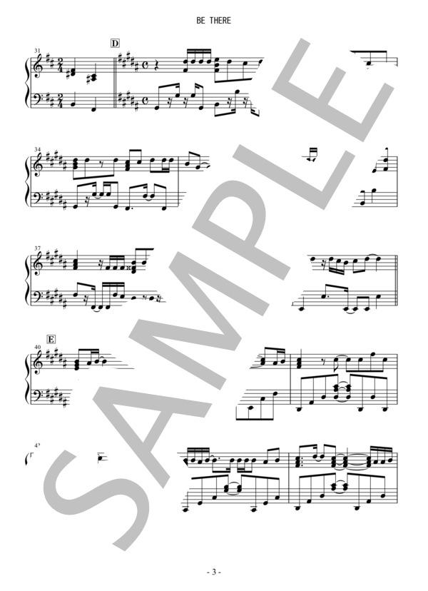Osmb bethere piano 3