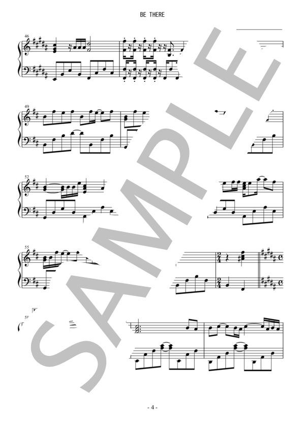Osmb bethere piano 4