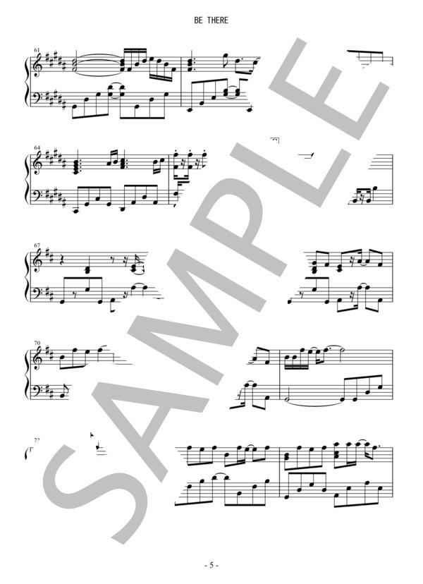 Osmb bethere piano 5