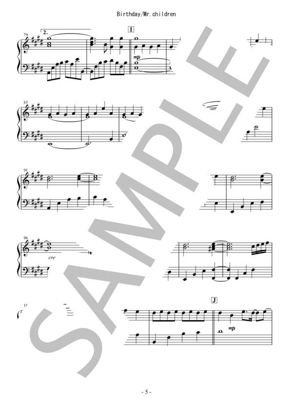 Osmb birthday piano 5