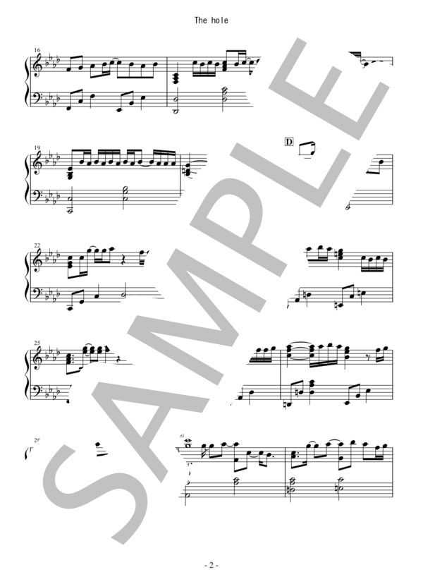Osmb hole piano 2