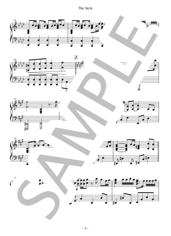 Osmb hole piano 5