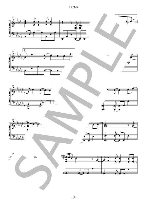 Osmb letter piano 5