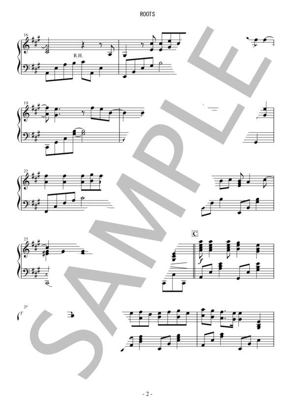 Osmb roots piano 2