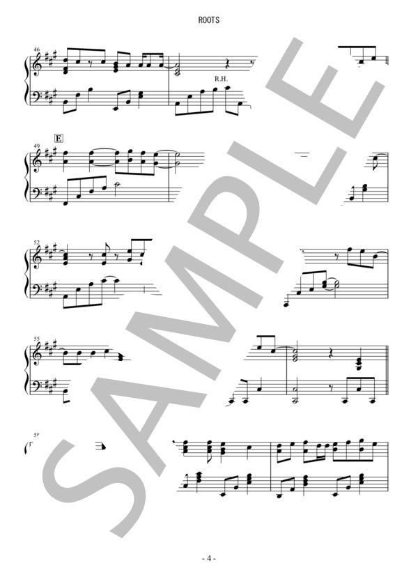 Osmb roots piano 4