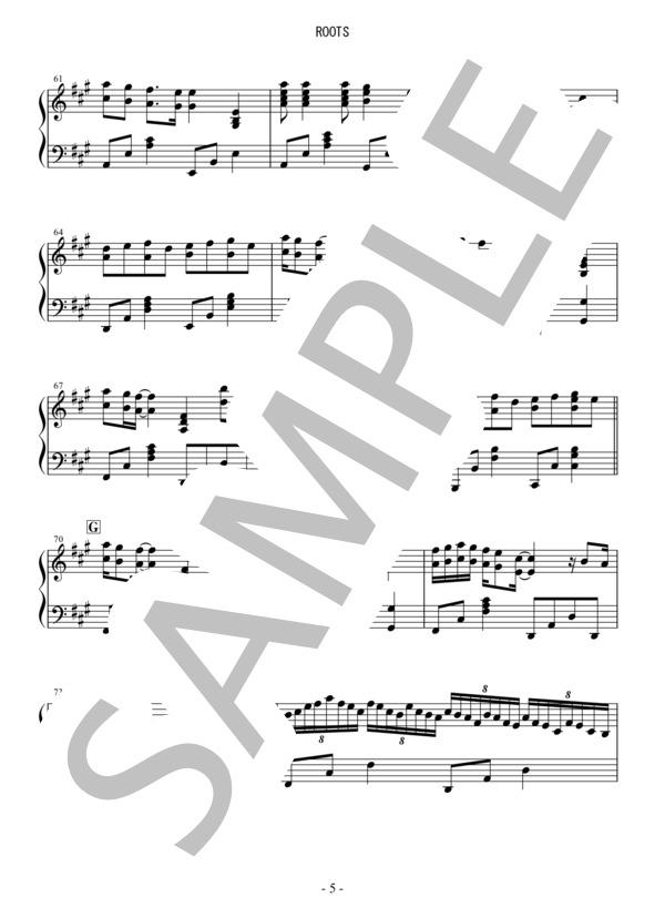 Osmb roots piano 5