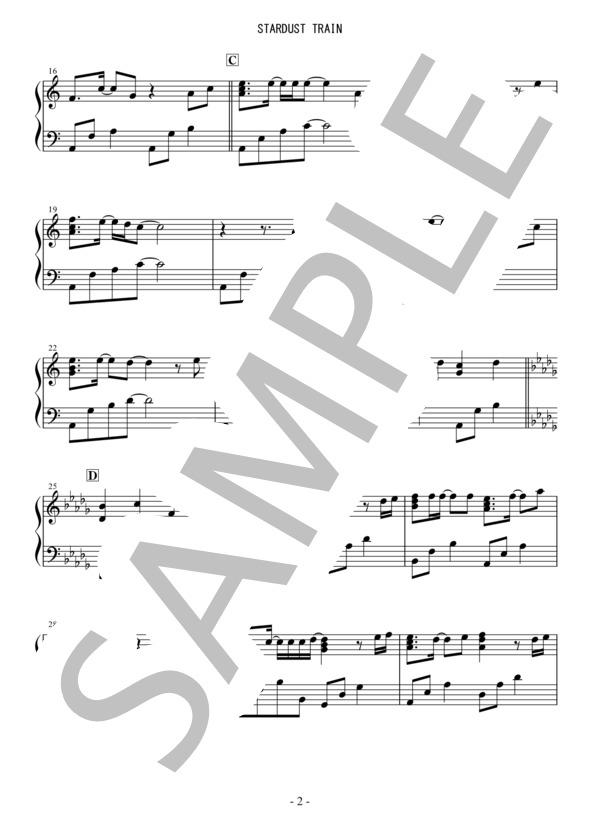 Osmb stardusttrain piano 2
