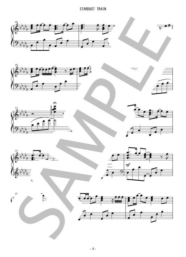 Osmb stardusttrain piano 4