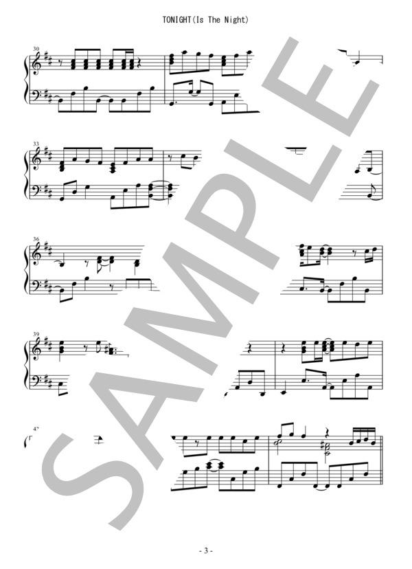 Osmb tonight piano 3