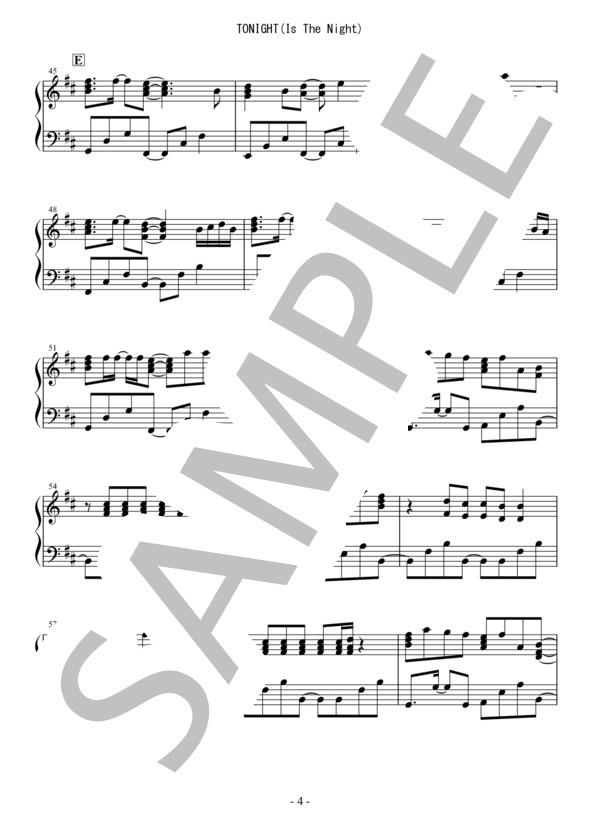 Osmb tonight piano 4