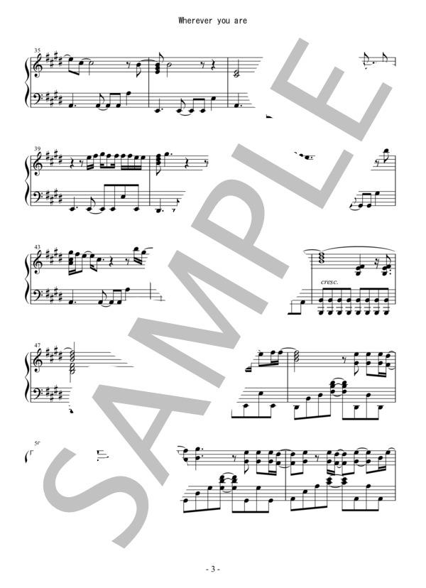 Osmb wherever piano 3