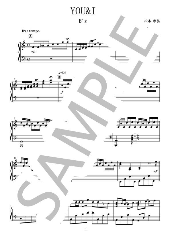 Osmb youandi piano 1