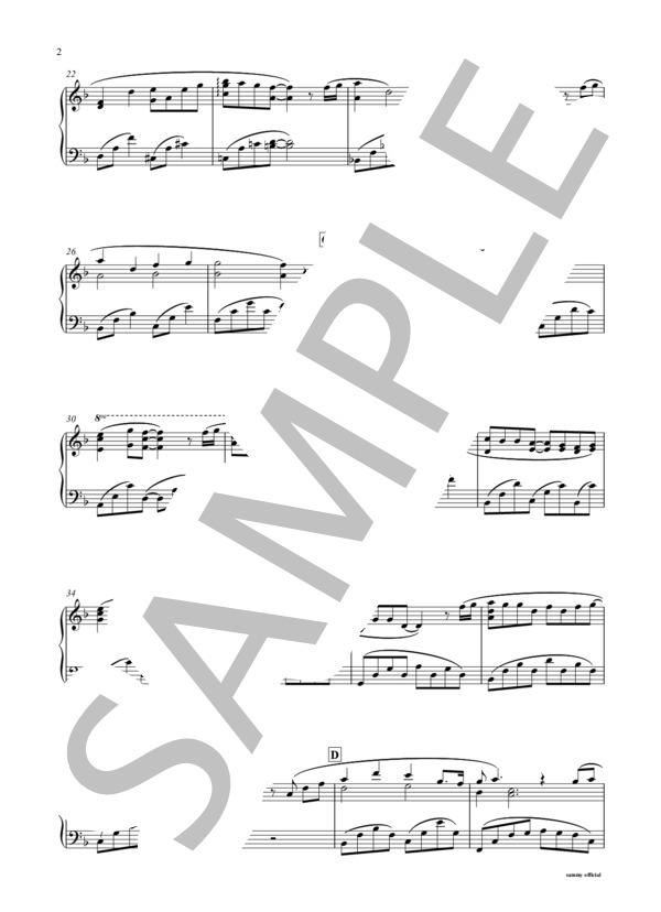 Jin maintitle piano strings sammyofficial 2