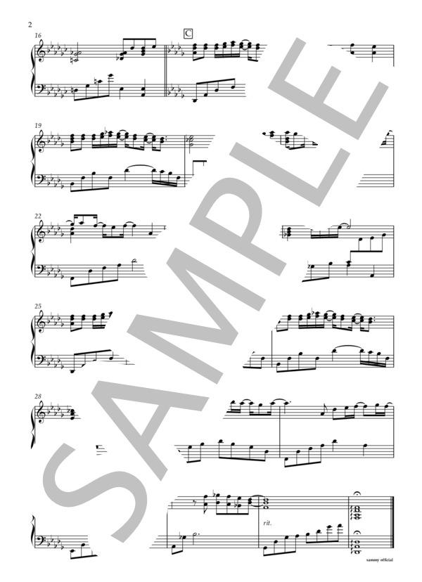 Oldfashion piano sammyofficial 2