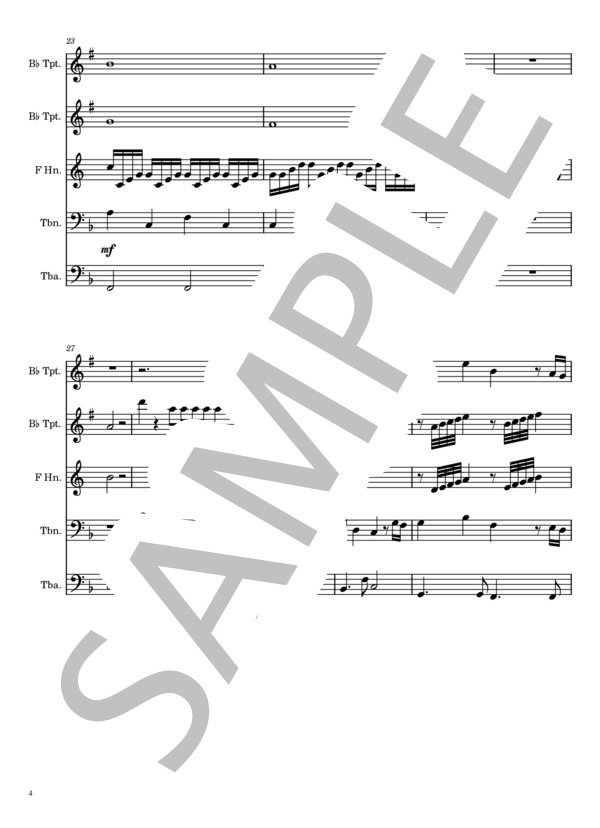 Tanjiro brass5 4